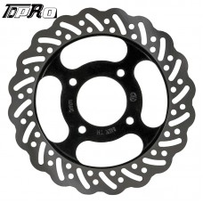 TDPRO 220mm Rear Brake Disc Rotor 58mm for 150cc-350cc Dirt Pit Bike UTV ATV GO KART