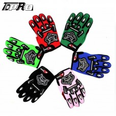 TDPRO 1pair Guantes Motorcycle Racing Gloves For Child YOUTH/PEEWEE Kids Motocross Bicycle Dirt PitBike Pocket Bike Motorbike ATV/QUAD