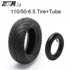 TDPRO 110/50-6.5 Tyre + Tube for Mini Kids Monkey PIT Dirt Pocket Rocket Bike 49cc 47