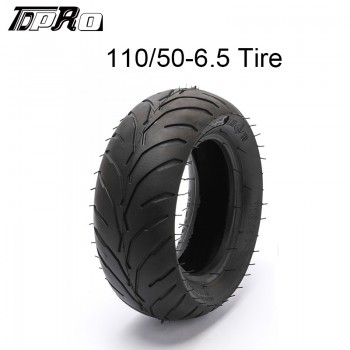 TDPRO 110/50-6.5 Tire Scooter Parts ATV MTA1 MTA2 MTA4 Go kart Buggy