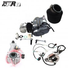 LIFAN 125CC ENGINE MOTOR CARB XR50 CRF50 XR70 CRF70 CT70 SDG SSR 110 Ready to go