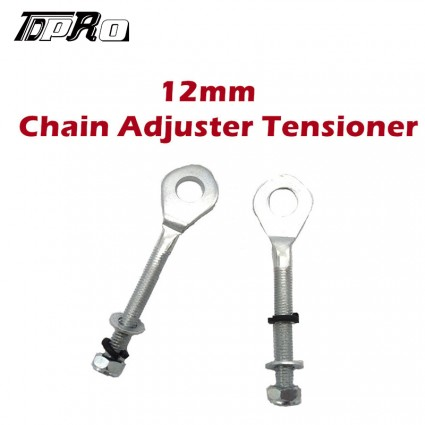 TDPRO 12mm Chinese ATV Chain Adjuster Tensioner for ATV 110CC 125CC 150CC 250cc Taotao