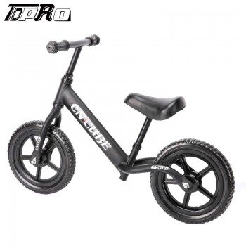 "12"" Balance Bike Children Kids No-Pedal Learn To Ride Pre Bike w Adjustable Seat"