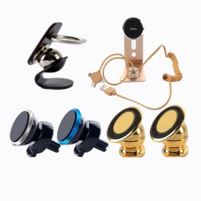 7in1 Mobile Phone GPS Car Magnetic Dash Mount Holder For iPhone Samsung Universal