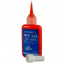 50ML 262 Threadlocker Adhesive Glue Thread Locker Prevent Oxidation fr Screw Nut