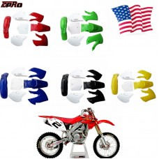 TDPRO For BBR Style 110cc 125cc 140cc 150cc Motors Covers Plastic Body Fender Fairing Kits Motorcycle Dirt Pit Bike