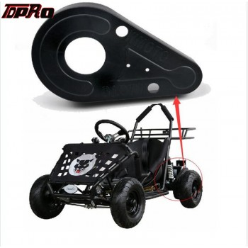 TDPRO Chain Guard Cover BUGGY ATV QUAD Go Kart Drive Sprocket Chainguard