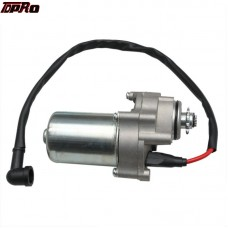 High Performance New 2 Stud Starter Motor Fits 50cc 70cc 90cc 110cc 125cc ATV Quad Dirt Bike ATV Go Kart Dirt Bike Buggy Taotao
