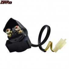 TDPRO 12V Starter Motor Relay Solenoid Motorcycle Moped For GY6 90cc 110cc 125cc 250cc ATV Go Kart Buggy Pitbike