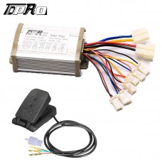 36V 800W MOTOR SPEED CONTROLLER +FOOT PEDAL ELECTRIC SCOOTER BRUSH BIKE BICYCLE