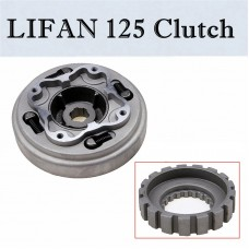 TDPRO LiFan Manual Engine Clutch Assembly For 70cc 110cc 125cc PIT PRO Quad Dirt Bike ATV