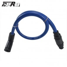 8.8mm Twin Core Race Power Cable Ignition Coil For ATV Dirt Pit Bike Scooter