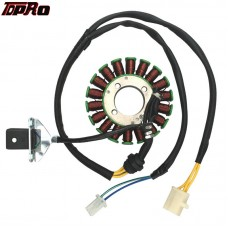 TDPRO 18 Coil Magneto Stator Scooter Moped Trike Motorcycle Engine FOR 250cc ATV Go Kart Quad Buggy Pitbike