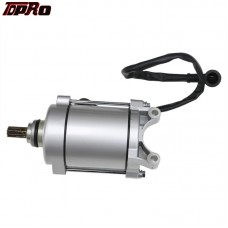 TDPRO 9 Teeth Motorcycle Engine Electric Starter Motor New For HX250 SB250 200cc 250cc Mini Moto Pit Dirt Pocket Quad Buggy Bike