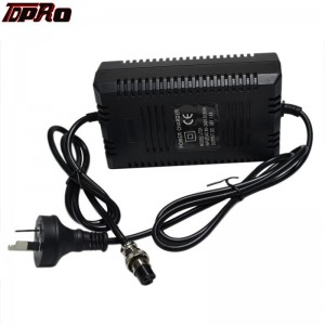 TDPRO 36V 1.8A US Plug Connector Lithium Battery Charger For Electric Scooter ATV Go Kart Bike Pitbike