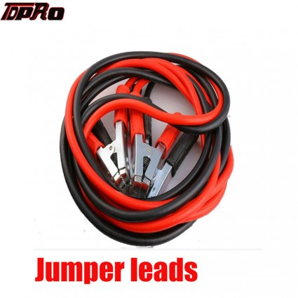 """TDPRO Heavy Duty SUV Car Truck Battery Booster Jumper Cable 1000 AMP 39"""" 13ft"""