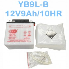 TDPRO 12V 9AH YB9L-A2 YB9L-B Battery For Motorcycle Kawasaki 250CC EX250 Ninja 1986 - 1994