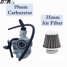 Mikuni VM16 19mm ATV Dirt Bike Go Kart Carb 50cc-125cc Carburetor Air Filter