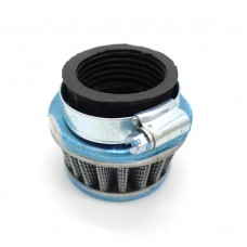 TDPRO 35mm Air Filter Chromed Pod Cleaner Head Filters For Motorcycle 50cc 70cc 90cc 110cc Pit Dirt Bike ATV Quad Scooter Buggy