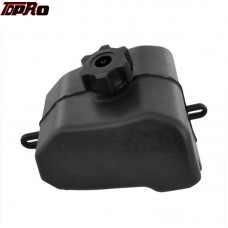 TDPRO 220mm 1.8L New Motorcycl Plastic Gas Petrol Fuel Tank For 50cc 90cc 110cc 125cc Quad Pit Dirt Bike Small Hummer ATV Buggy