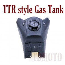 TDPRO For YAMAHA TTR110 Style Gas Fuel Petrol Tank & Tap & Cap PIT PRO Trail Dirt Bike