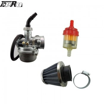 19mm Carb Carburetor For CRF50 Atomik Thumpstar 50 70cc 90cc 110cc Dirt Bike ATV