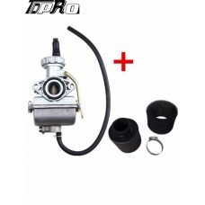 16mm Carburetor PZ16 Carb Air Filter for 50 70 90 110cc ATV Kazuma Dirt Bike SSR