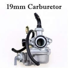TDPRO 19mm Carburetor For 50cc 90cc 110cc 125cc ATV Go Kart Dirt Quad Buggy Bike