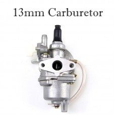 TDPRO 13mm Carburetor For 47cc 49cc 2 Stroke Mini Kids ATV Quad Pitbike
