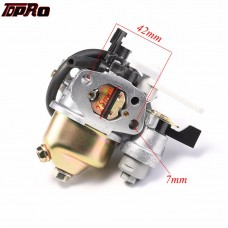 TDPRO 168F 170F Carburetor For Honda GX110 GX120 GX160 Go Kart Bike 4 Stroke Engine Carby