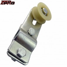 TDPRO For 49/70/80CC Engine Chain Tensioner Idler Guide Roller Motorized Bicycle Minimoto Pulley For Dirt Pit Bike Motorcycle