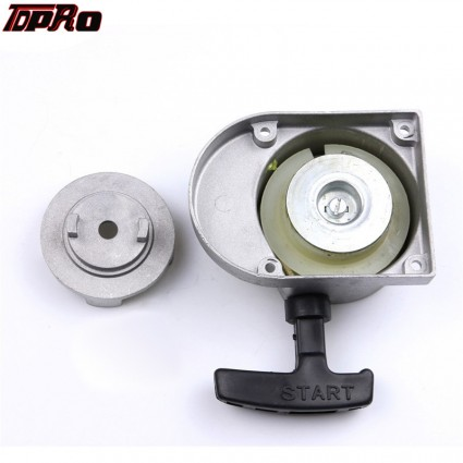 TDPRO Alloy Pull Start For 50cc 60cc 66cc 80cc 2 Stroke Engine Motorized Bicycle Bike New