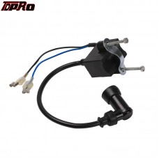 TDPRO 2-Stroke Racing CDI Box Engine Ignition Coil CDI Switches For 49cc to 80cc Motor Engines Mini Pit Motorized Bicycle Bike