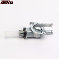 TDPRO Alloy Gas Fuel Tanks Tap Motorcycle Petcock Fuel Tank Valve Switch For Honda 2 Stroke Bicycle Bike 47cc 49cc 80cc Scooter