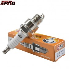 TDPRO 49cc-80cc Spark Plug Motor Engine Motorized Bicycle Bike High Performance Moped Pikebike