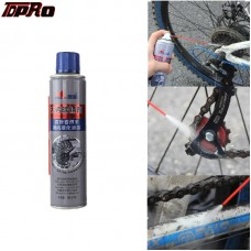 TDPRO Metal Rust Stain Remover Cleaning Grease Oil Dirties Adhesive Removal Spray Bike