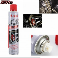TDPRO Chain Cleaner Degreaser Oil Grease Rust Remover for Chain Engine Gears Motorcycl