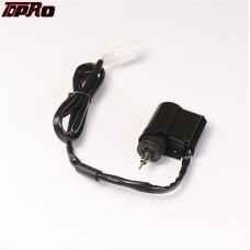 TDPRO Carburetor Carby Electric Choke Cable for GY6 50cc 125cc 150cc Scooter Moped