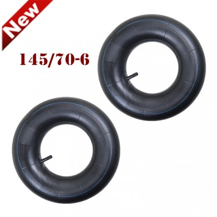 TDPRO 145/70-6 Tire Inner Tube for ATV Quad Go Kart 145X70-6 450/530-6 6 inch Tube