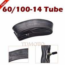 TDPRO 2.50-14 60/100-14 Tire Tube For Honda Yamaha Kawasaki Suzuki Pit Dirt Bike SSR KLX