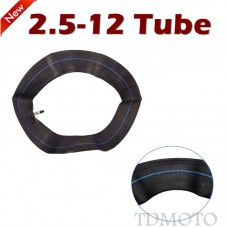 TDPRO 2.5/2.75-12 Inner Tire Tube 50cc 70cc 110cc 125cc Dirt Pit Bike Front Tube