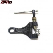 TDPRO Motorcycle Chain Breaker Link Removal Drive Splitter Rivet Tool Dirt Bike Cam 530 Pit Heavy Duty Riveting