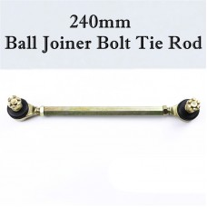 TDPRO 10mm Ball Joiner Bolt Tie Rod For 125cc 200 250 Quad Dirt Bike ATV Go Kart Buggy