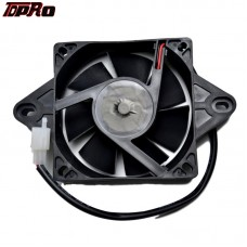 TDPRO 12v Buggy 4 WHEEL ATV Go Kart Radiator Cooling Fan ATV Quad SUNL TAOTAO ROKETA