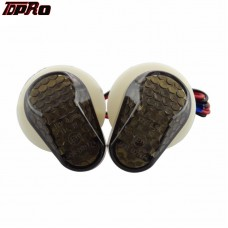 TDPRO Motorcycle Turn Signal License Indicator Light For Yamaha YZF R6 R1 2002-2003