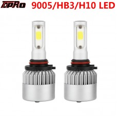 TDPRO 9005 200W 20000LM CREE LED Conversion Headlight KIT Car Hi/Low Beam 6000K White