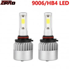 TDPRO 9006 200W 20000LM CREE LED Conversion Headlight KIT Hi/Low Beam 6000K White