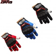 TDPRO Kids Children Motorcycle Knight Gloves Motorbike Motorcross XL 5-7 years XL Size