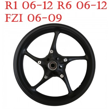 TDPRO Motorcycle Front Wheel Rim For YAMAHA R1 R6 2006-2012 & FZI 2006-2009 2007 2008 2010 2011