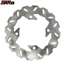 TDPRO DBS002 Rear Brake Disc For Honda Pantheon Hornet VTR Xelvis CB N F RR NX Dominator